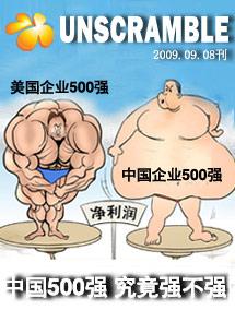 """刘敏:""""虚胖的""""中国企业500强"""