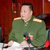 廖锡龙出席全军军需物资油料系统科研成果展