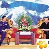孙政才王儒林会见刘振起黄献中张又侠