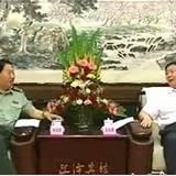 张宝顺 王君会见北京军区政委符廷贵