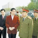 济南军区司令员范长龙到双汇集团视察