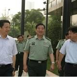 南京军区司令员赵克石一行莅临漳州考察