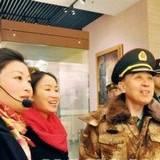 成都軍區政委田修思來津參觀了聶帥陳列館