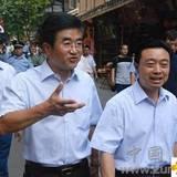 中国人民解放军空军政委邓昌友上将莅遵考察