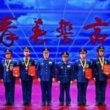 空军十大杰出青年揭晓 许其亮邓昌友颁奖