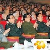 靖志遠觀看慰問老干部迎新春文藝演出