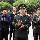 武警總部司令員吳雙戰上將視察吉安監獄