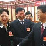 孟建柱参加江西代表团审议政府工作报告