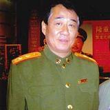 刘源上将军装特写