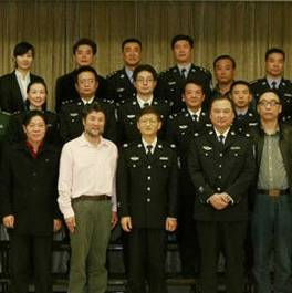 孟建柱会见公安部春节电视文艺晚会主创人员