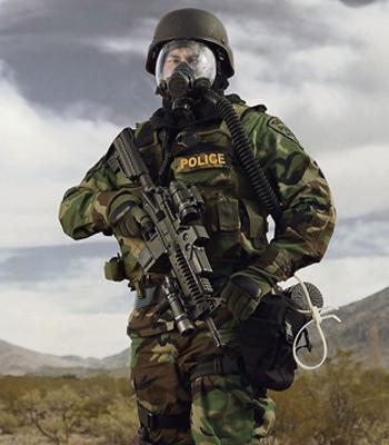 美军解放军现役单兵装备