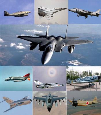 【海鹞战斗机】海鹞式战斗机