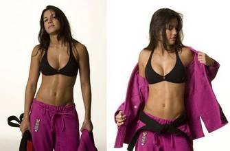 全球综合格斗界八大肉搏美女